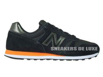 new balance 373 black orange