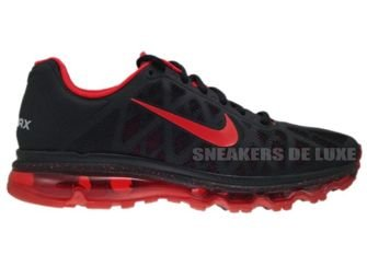 429889-060 Nike Air Max 2011+ Black/Sport Red ...