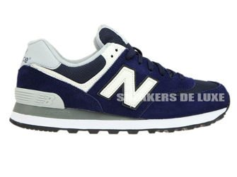 NEW BALANCE ML 574 VAB Navy 8