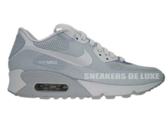 Nike Air Max 90 Premium Hyperfuse Aura/White 454460-400 ...