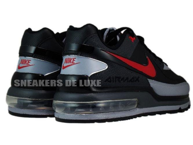 nike air max ltd 2 black grey red