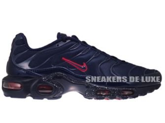 release date: 89489 3ef39 Nike Air Max Plus TN 1 ObsidianObsidian-Challenging Red ...