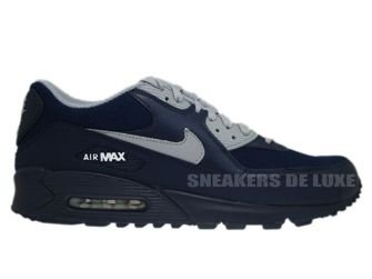 nike air max 90 obsidian white wolf grey