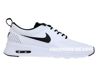 599409-102 Nike Air Max Thea White Black-White 599409-102 Nike   womens  e8ec322a7
