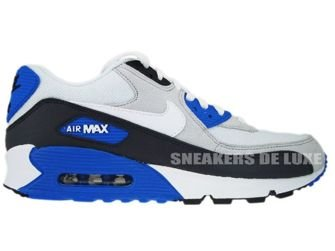 325018-050 Nike Air Max 90 Anthracite White-Obsidian-Soar 325018-050 ... 92eff1416