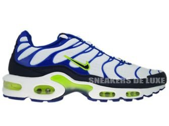 Nike Air Max Plus TN 1 WhiteObsidian Volt 604133 147 Nike