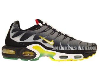 Nike Air Max Plus (Tour YellowWhite Black)