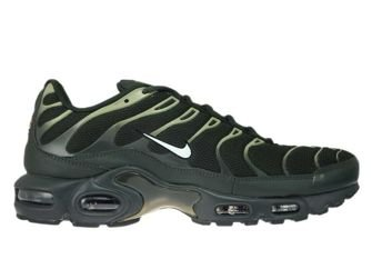 reputable site 8a932 d2200 852630-301 Nike Air Max Plus TN 1 Sequoia White-Neutral Olive 852630-301  Nike   mens