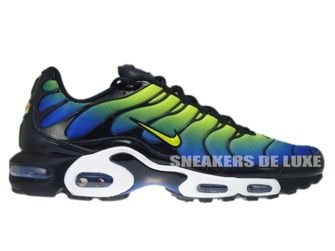 big sale casual shoes free delivery Nike Air Max Plus TN 1 Hyper Blue/Cyber-Black 604133-430 ...