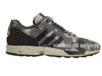 online store e81a0 482c9 M19685 adidas ZX Flux Decon Camo Pack ...