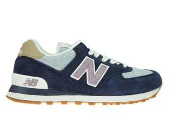 New Balance WL574NVC Navy with Cashmere WL574NVC New Balance ...