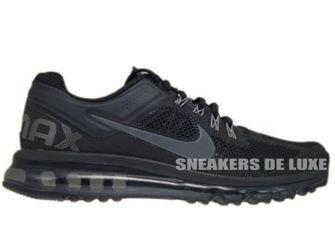 554886-001 Nike Air Max+ 2013 Black