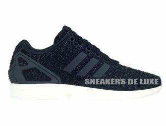 0c06906f0 S77309 adidas ZX Flux core black   core black   ftwr white S77309 adidas  Originals   womens