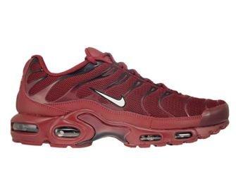 852630 602 Nike Air Max Plus Tn 1 Team Red White Black 852630 602