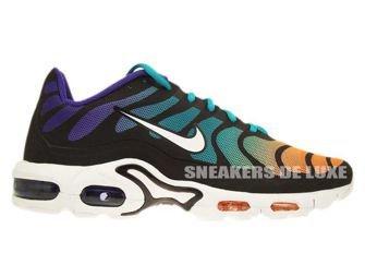detailed look b184c 31b57 483553-310 Nike Air Max Plus TN Fuse Turbo Green/White-Black ...
