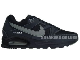 1ef20e41afa362 Nike Air Max Command Anthracite Metallic Silver-Black 397689-025 ...