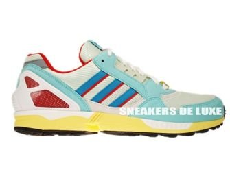 huge discount 7b462 eb11c G97754 Adidas ZX 9000 OG Torsion Hydra Turquoise Poppy ...